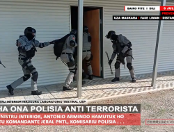 VISE MINISTRU INTERIOR INAUGURA LABORATORIU TAKTIKAL POLISIA ANTI TERRORISTA
