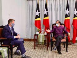 Rezigna hosi Embaixador, Blackstone Sei Husik Timor-Leste