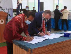 Timor-Leste has received 575,000 doses of AstraZeneca vaccine