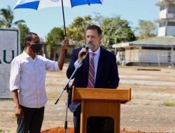The U.S. Ambassador Resign from East Timor