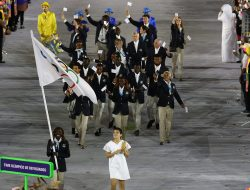 Olympic Games Tokyo 2020: IOC Haruka Atleta 29 Reprezenta Ekipa Refujiadu