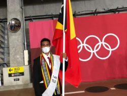 Olympic Games Tokyo 2020 I Felisberto: Hau Sei Hatudu Performance Diak