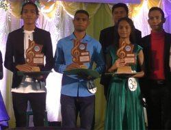 Amancia Araujo Manan Nain ba Konkursu Virtual Kanta Igreja Hosana
