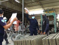 Komando PNTL Dili Hapara Atividade Produsaun Batako Hosi Kompana 2