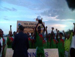 FC. Tuna Kampiaun COPA AFME 2021