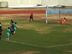 Liga Timorense 2° Divisaun I Golu Penalidade Juvinal Boavida Lori Academica Manan AS. Marca 1-0